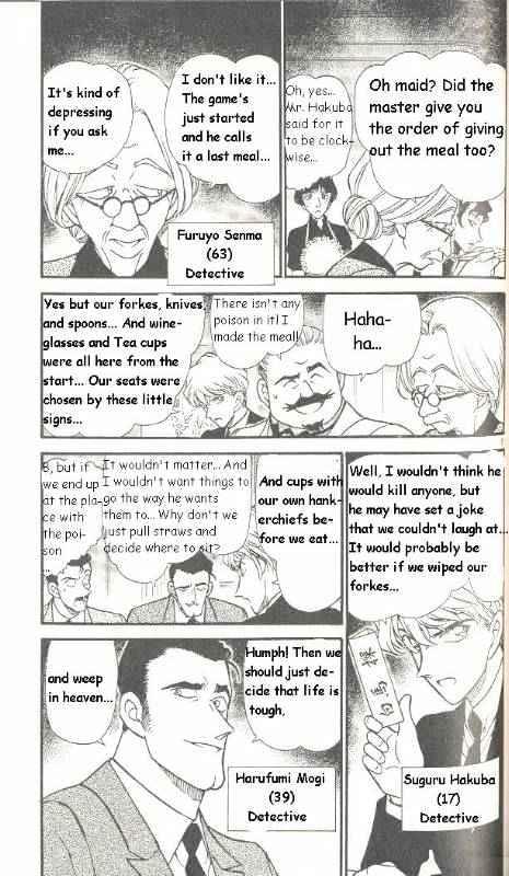 Detective Conan Chapter 300  Online Free Manga Read Image 5