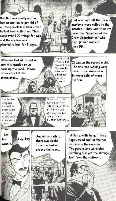 Detective Conan Chapter 300  Online Free Manga Read Image 8