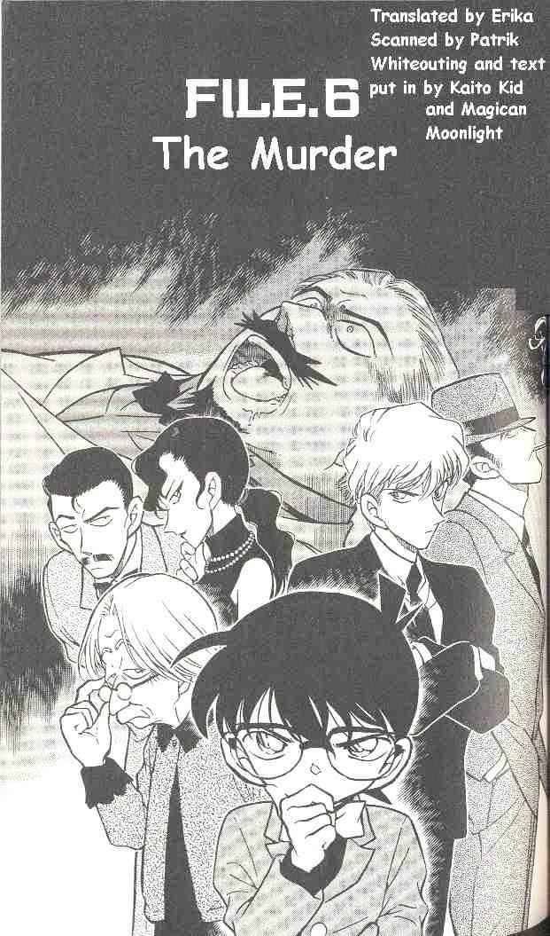 Detective Conan Chapter 301  Online Free Manga Read Image 1