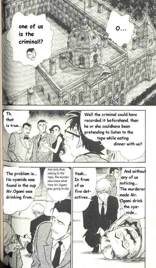 Detective Conan Chapter 301  Online Free Manga Read Image 2