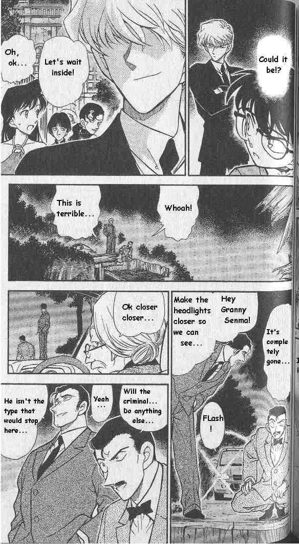 Detective Conan Chapter 301  Online Free Manga Read Image 7