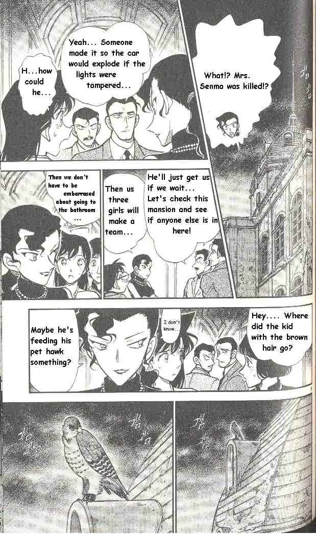 Detective Conan Chapter 301  Online Free Manga Read Image 9