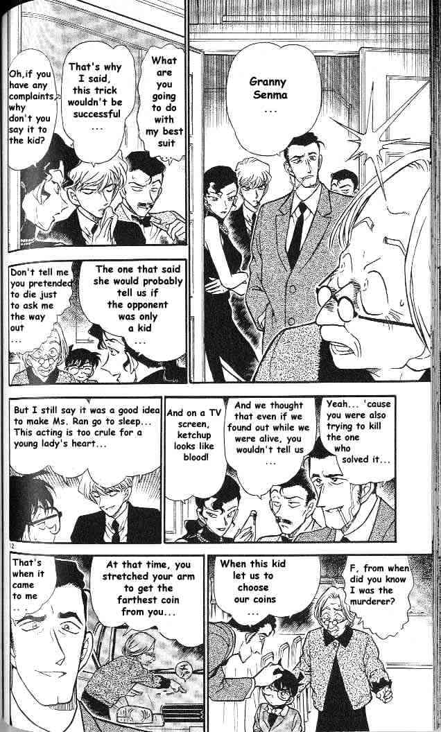 Detective Conan Chapter 302  Online Free Manga Read Image 12