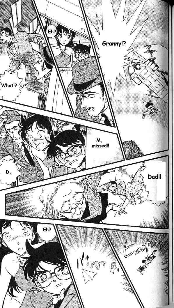 Detective Conan Chapter 302  Online Free Manga Read Image 15
