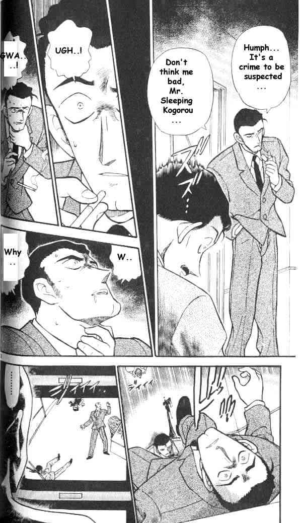 Detective Conan Chapter 302  Online Free Manga Read Image 2