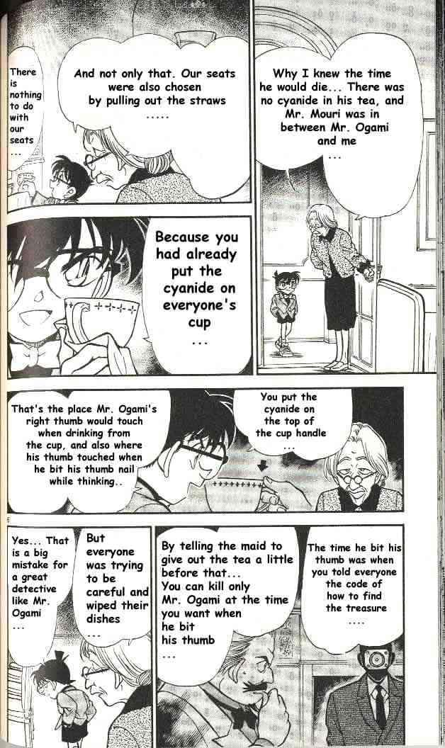 Detective Conan Chapter 302  Online Free Manga Read Image 6