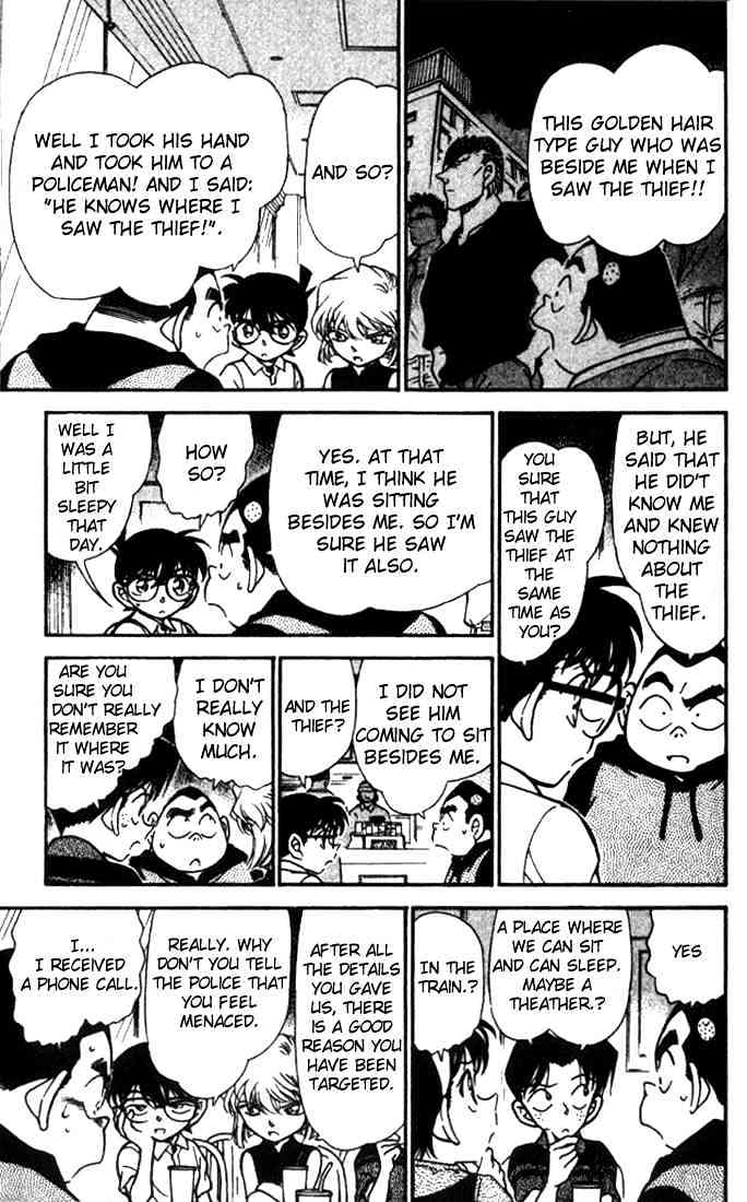 Detective Conan Chapter 303  Online Free Manga Read Image 13