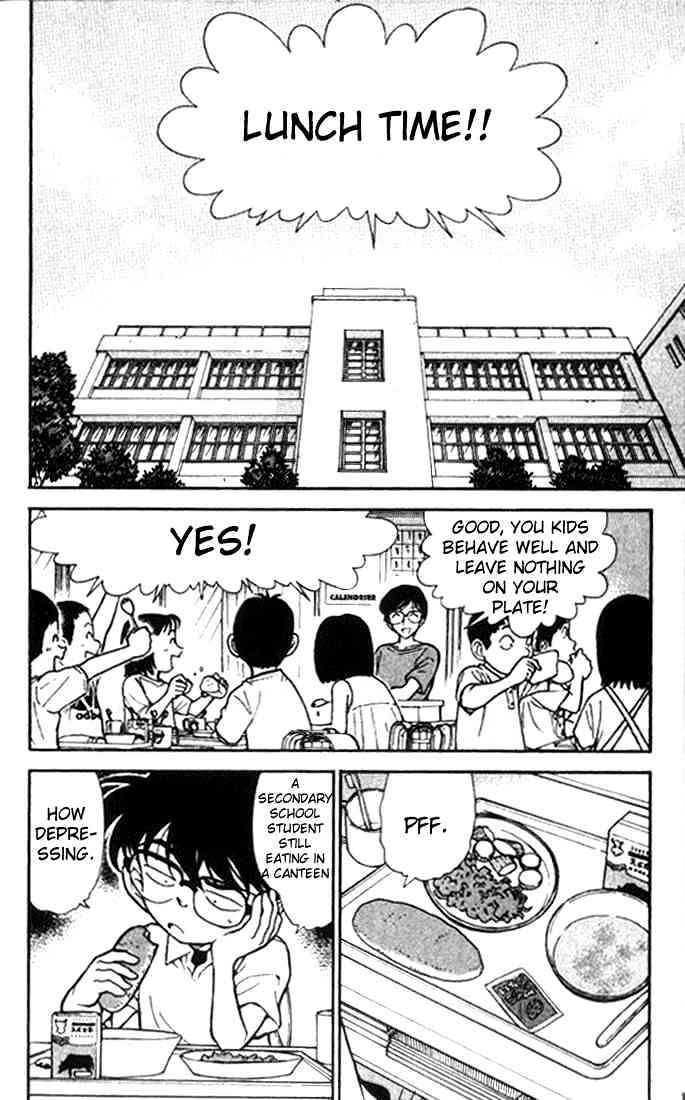 Detective Conan Chapter 303  Online Free Manga Read Image 2