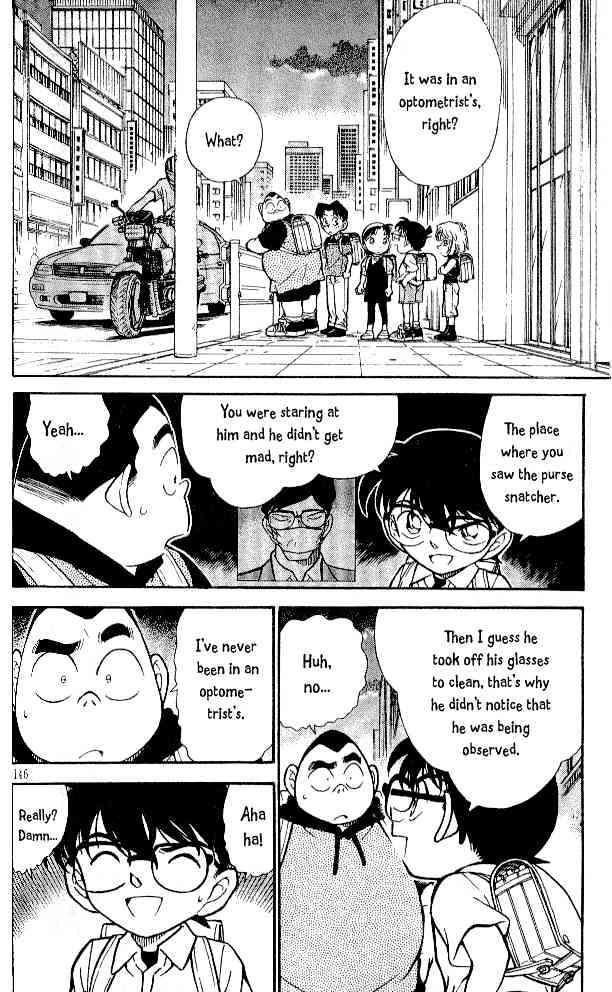 Detective Conan Chapter 304  Online Free Manga Read Image 2