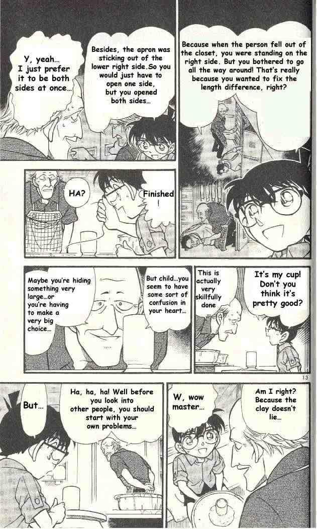 Detective Conan Chapter 306  Online Free Manga Read Image 13