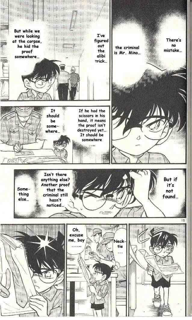Detective Conan Chapter 306  Online Free Manga Read Image 15