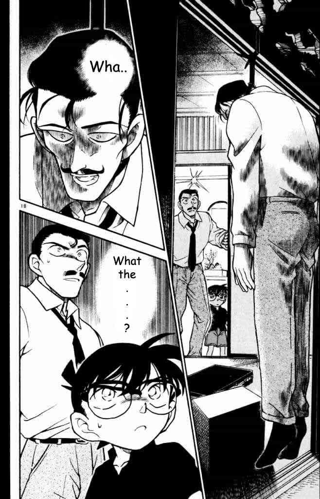 Detective Conan Chapter 308  Online Free Manga Read Image 18
