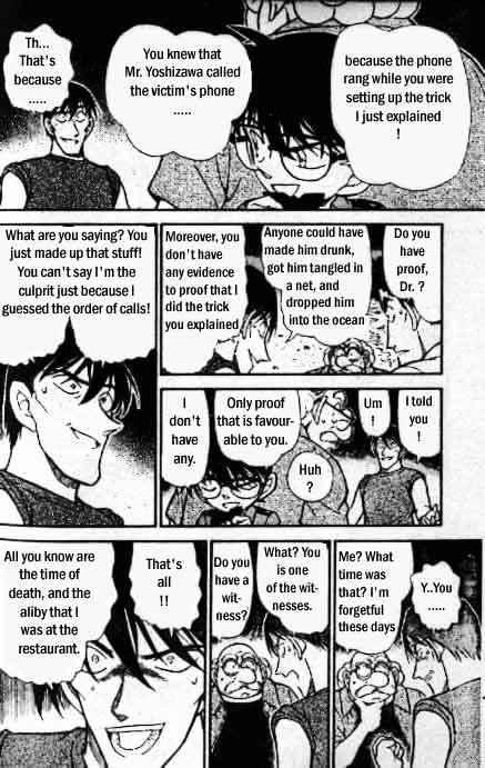 Detective Conan Chapter 313  Online Free Manga Read Image 13