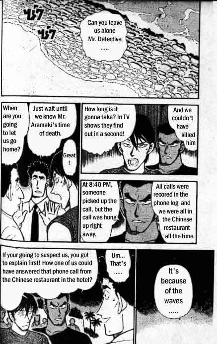 Detective Conan Chapter 313  Online Free Manga Read Image 5