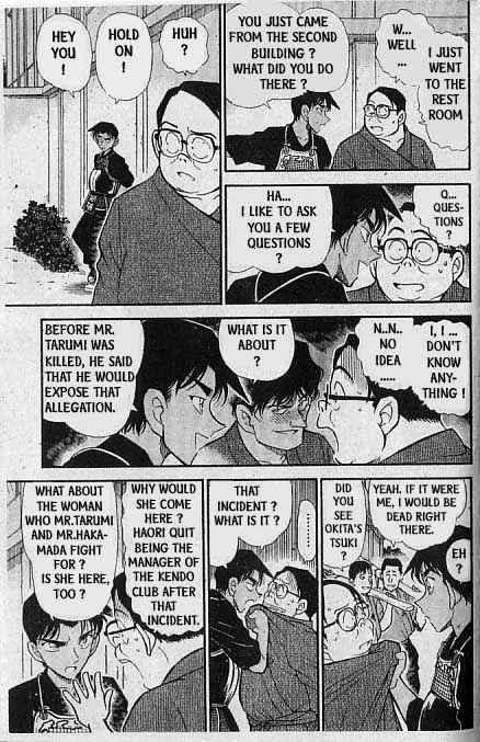 Detective Conan Chapter 315  Online Free Manga Read Image 12