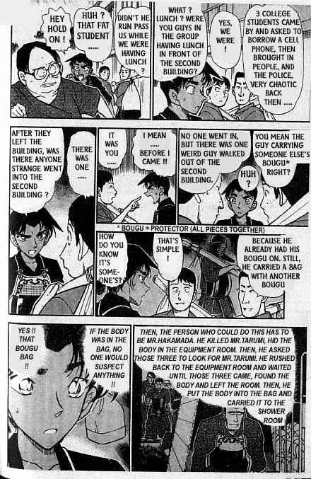 Detective Conan Chapter 315  Online Free Manga Read Image 13