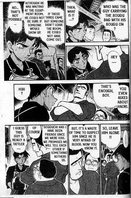 Detective Conan Chapter 315  Online Free Manga Read Image 14