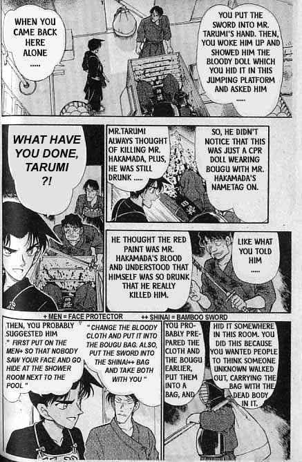Detective Conan Chapter 316  Online Free Manga Read Image 11