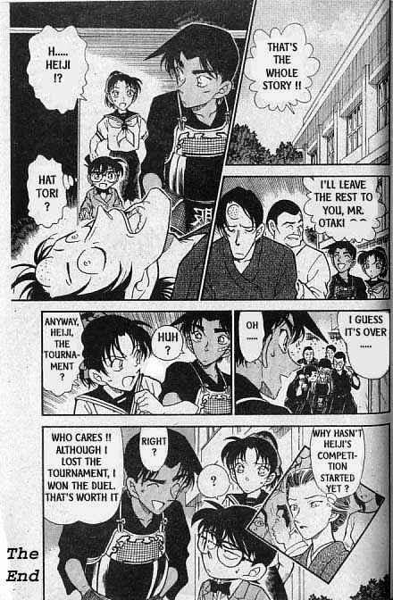 Detective Conan Chapter 316  Online Free Manga Read Image 18