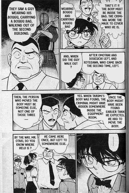 Detective Conan Chapter 316  Online Free Manga Read Image 6