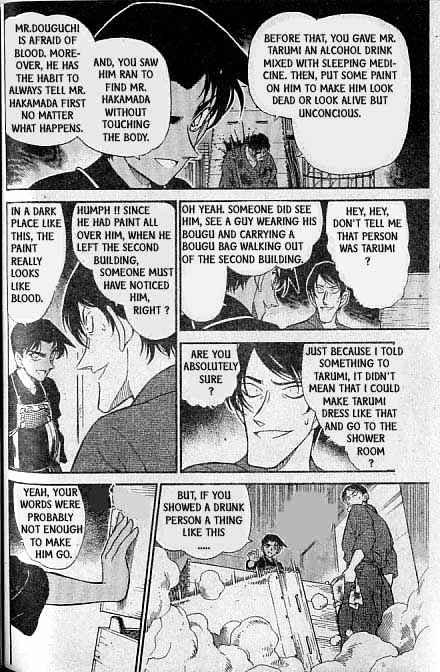 Detective Conan Chapter 316  Online Free Manga Read Image 9