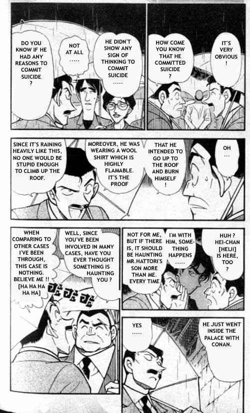 Detective Conan Chapter 318  Online Free Manga Read Image 5