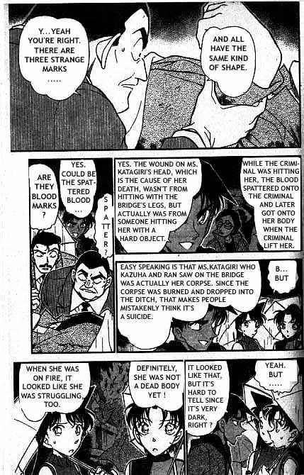 Detective Conan Chapter 320  Online Free Manga Read Image 8