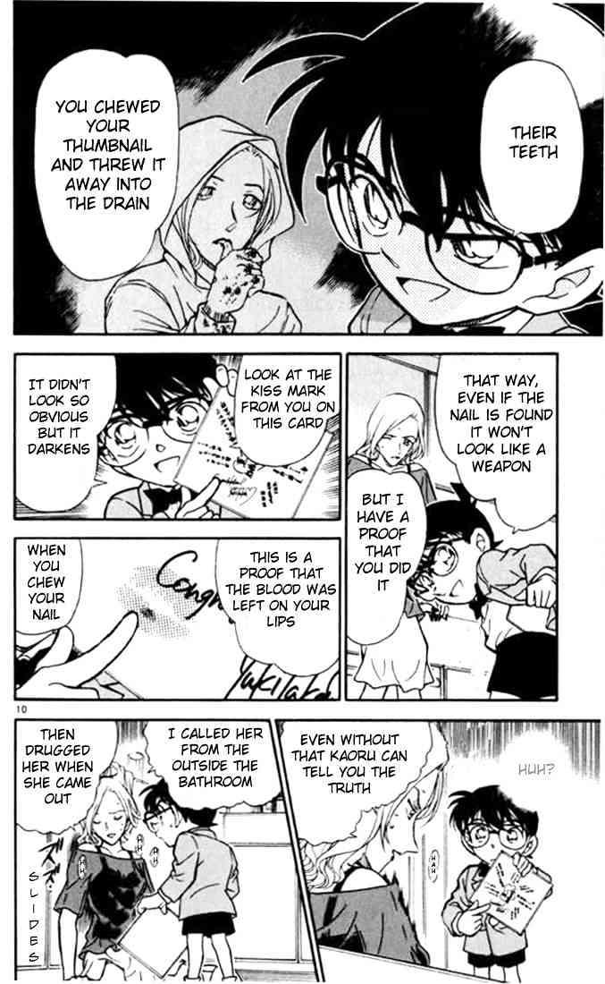 Detective Conan Chapter 324  Online Free Manga Read Image 10