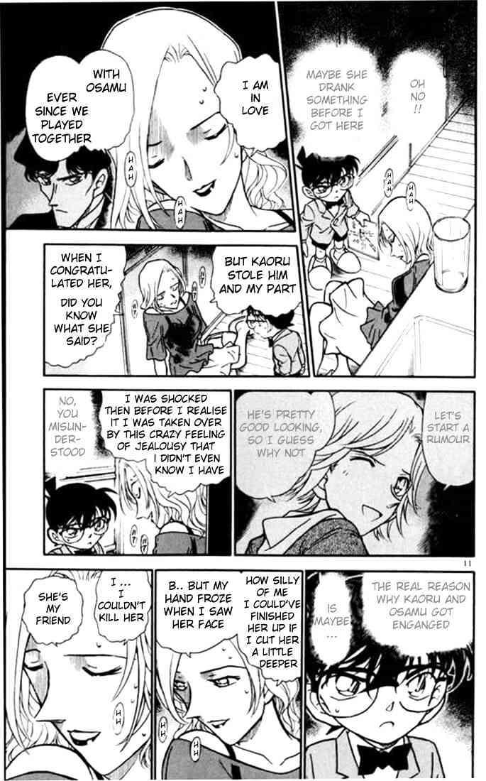 Detective Conan Chapter 324  Online Free Manga Read Image 11