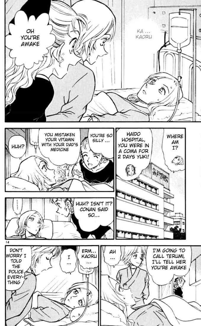 Detective Conan Chapter 324  Online Free Manga Read Image 14