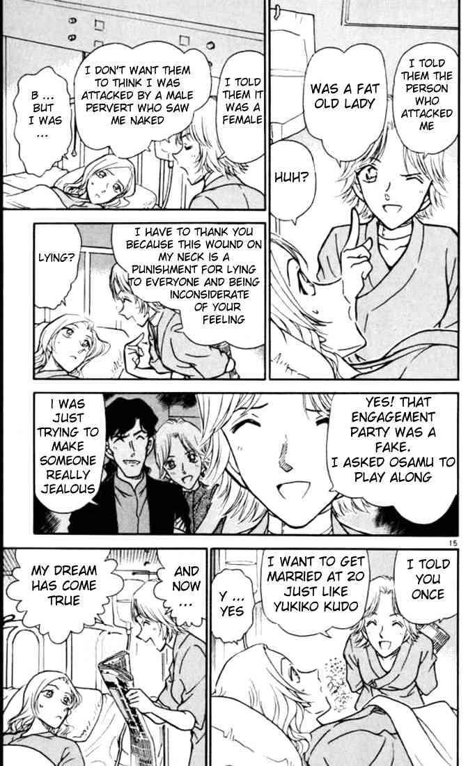 Detective Conan Chapter 324  Online Free Manga Read Image 15