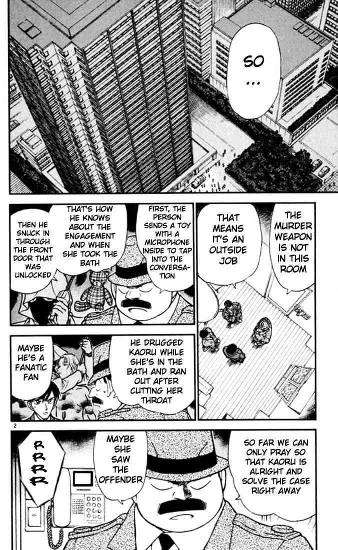 Detective Conan Chapter 324  Online Free Manga Read Image 2