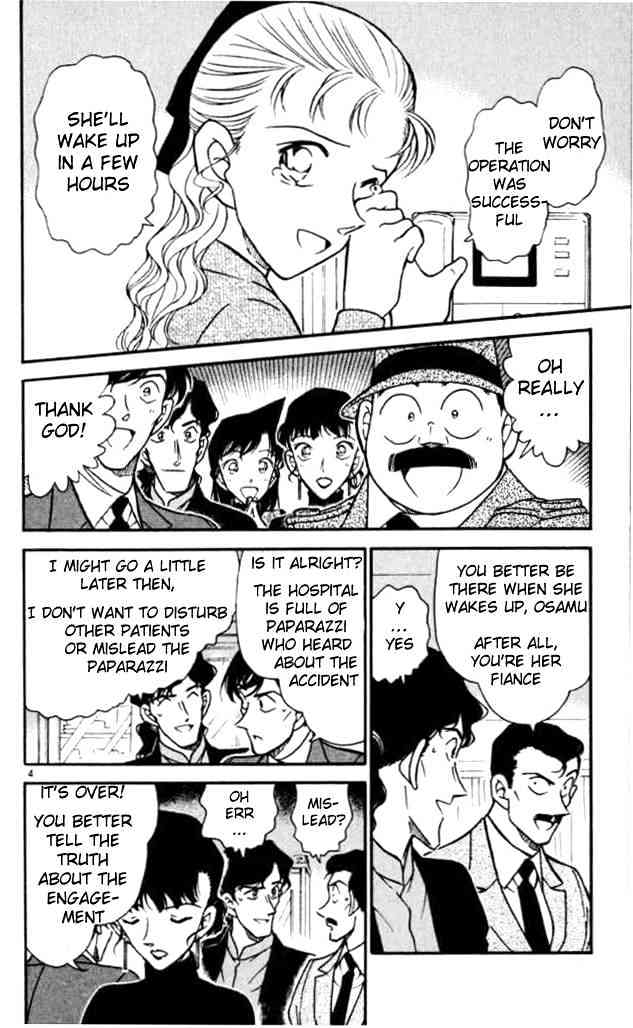 Detective Conan Chapter 324  Online Free Manga Read Image 4