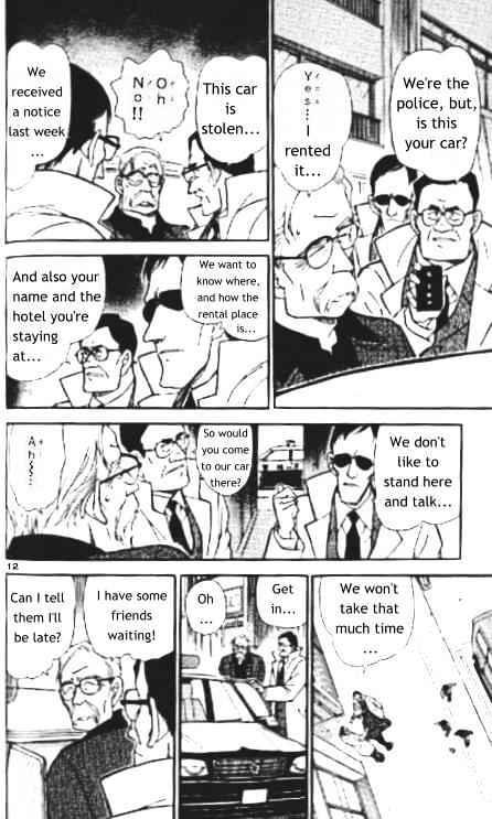 Detective Conan Chapter 325  Online Free Manga Read Image 12