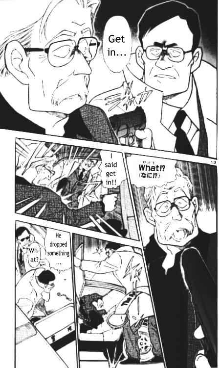 Detective Conan Chapter 325  Online Free Manga Read Image 13