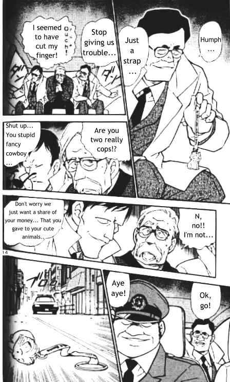 Detective Conan Chapter 325  Online Free Manga Read Image 14