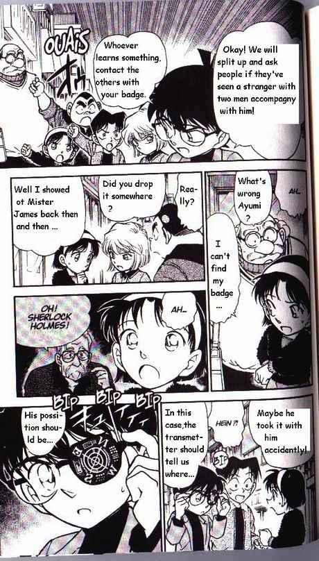 Detective Conan Chapter 326  Online Free Manga Read Image 9