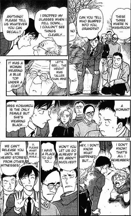Detective Conan Chapter 328  Online Free Manga Read Image 13