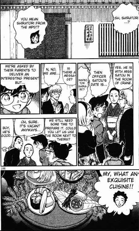 Detective Conan Chapter 328  Online Free Manga Read Image 14