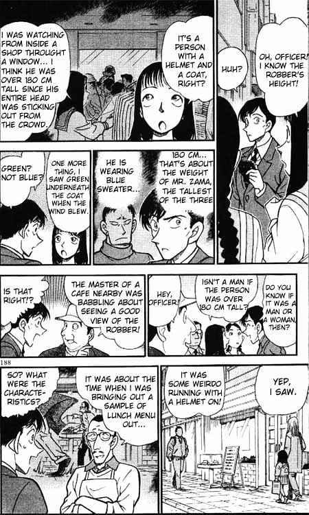 Detective Conan Chapter 328  Online Free Manga Read Image 16