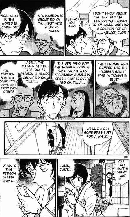 Detective Conan Chapter 328  Online Free Manga Read Image 17