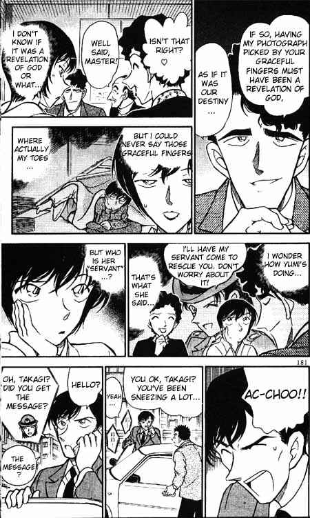 Detective Conan Chapter 328  Online Free Manga Read Image 9