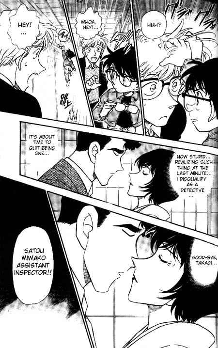 Detective Conan Chapter 330  Online Free Manga Read Image 15