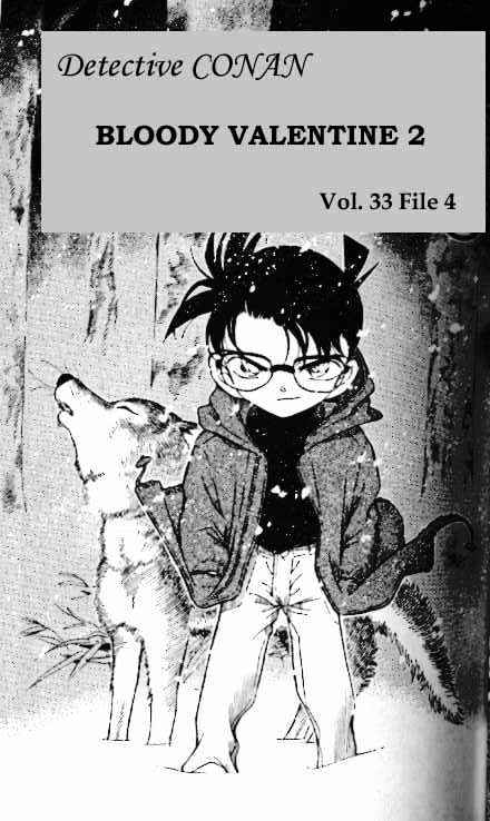 Detective Conan Chapter 332  Online Free Manga Read Image 1