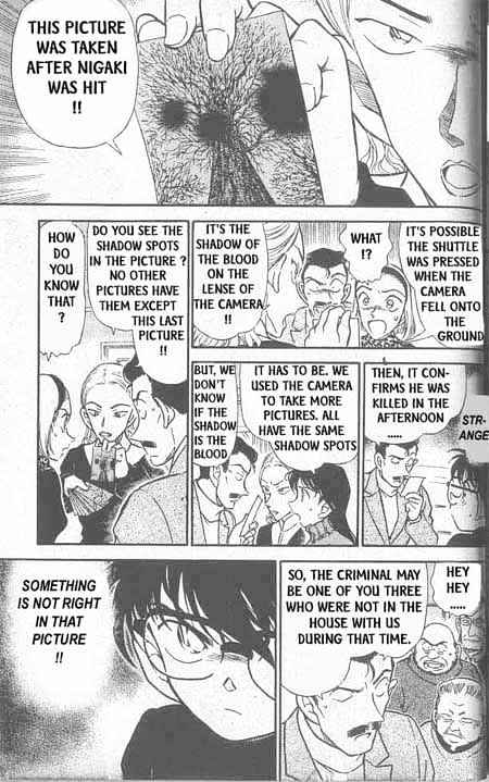 Detective Conan Chapter 332  Online Free Manga Read Image 14