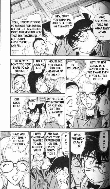 Detective Conan Chapter 338  Online Free Manga Read Image 5