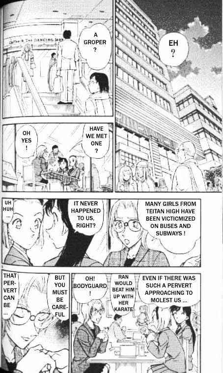 Detective Conan Chapter 338  Online Free Manga Read Image 6