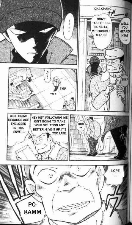 Detective Conan Chapter 338  Online Free Manga Read Image 9