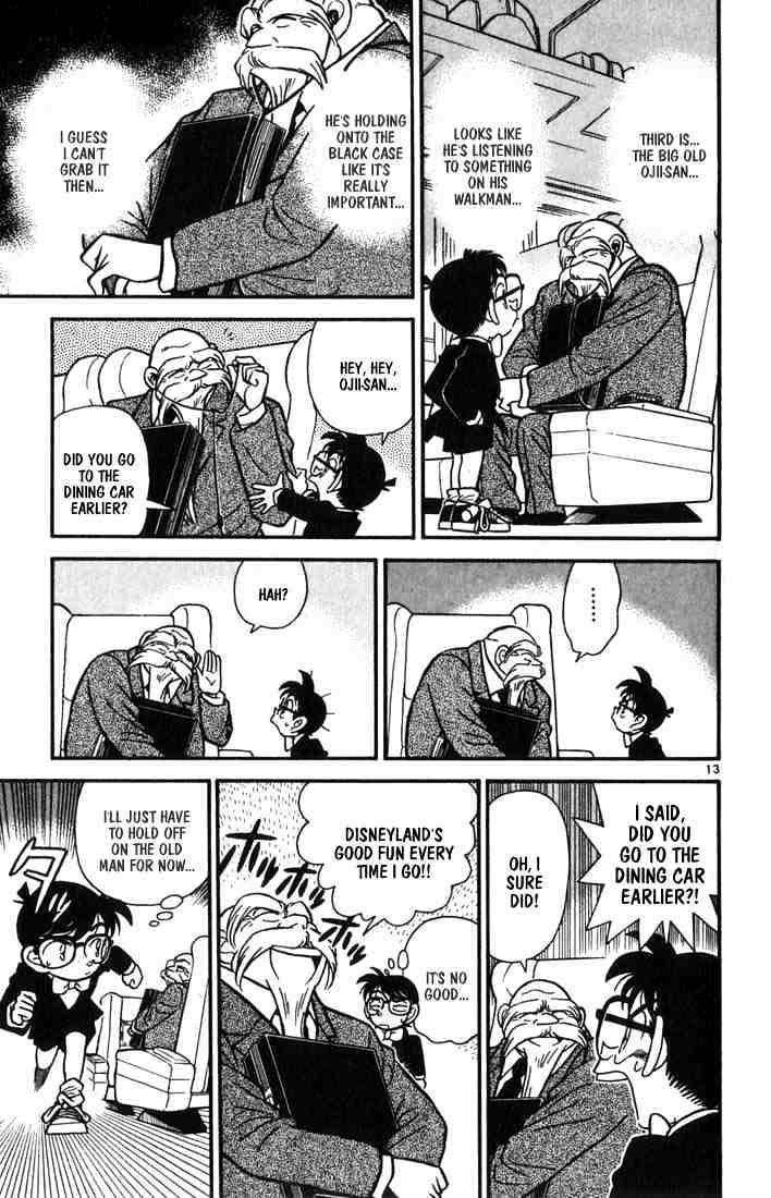 Detective Conan Chapter 34  Online Free Manga Read Image 13