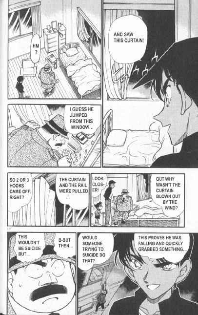 Detective Conan Chapter 342  Online Free Manga Read Image 10